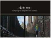 "The Fit Post, ""Just So POPular"", June 2011"