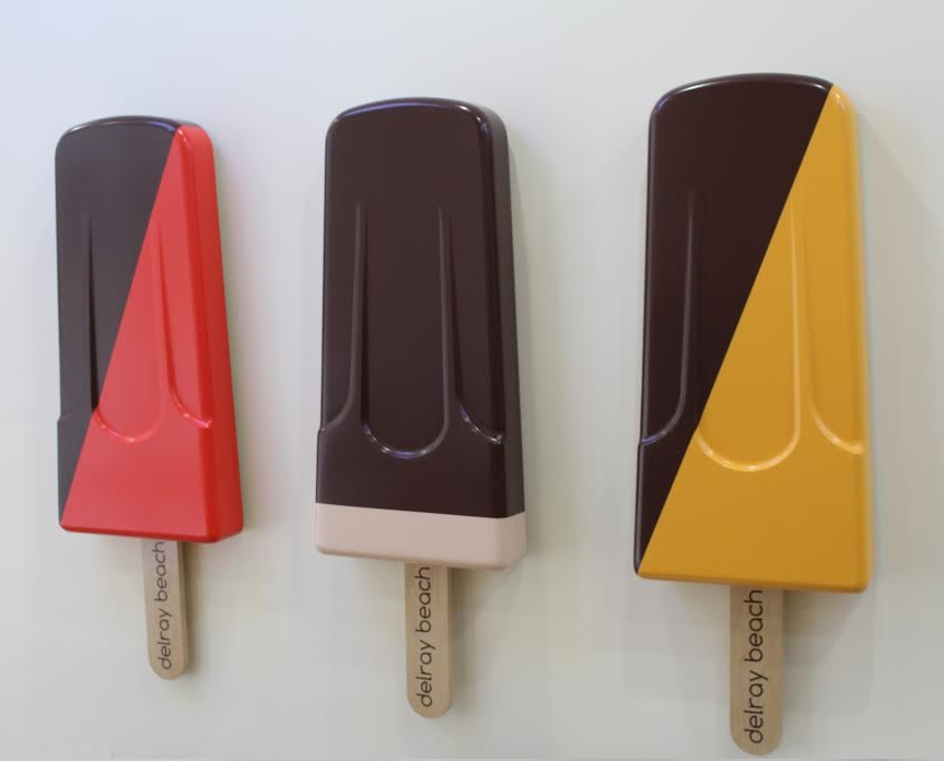 """Popbar-Handcrafted Gelato on a Stick Opens Its First Florida Location in Delray Beach"", November 11, 2015"