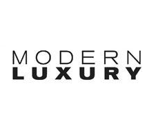 "Modern Luxury, ""Chill Out"", July/August, 2016"