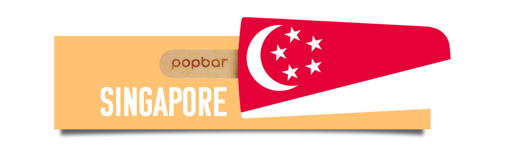 Singapore Popbar Locations