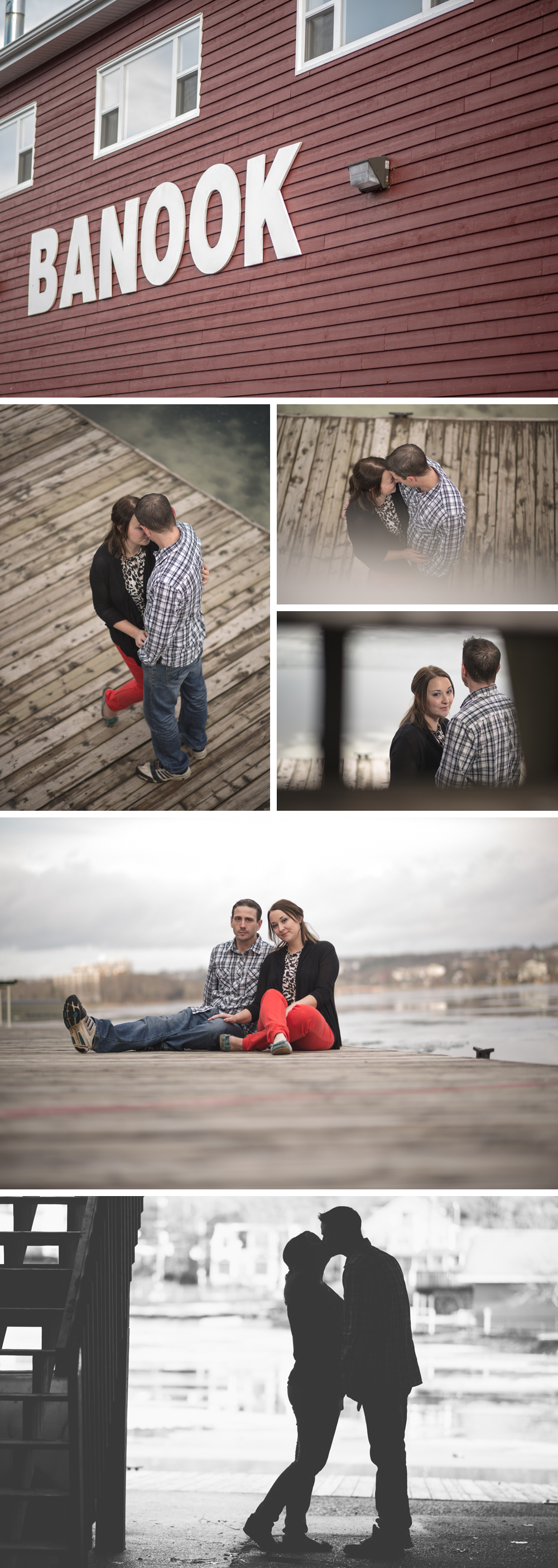 halifax wedding photographer one blue fish lake banook dartmouth NS