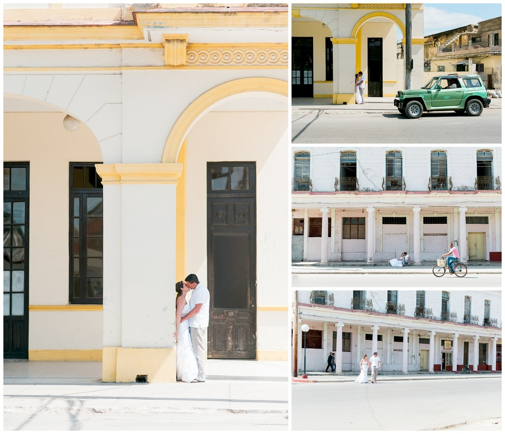 cuba wedding photography