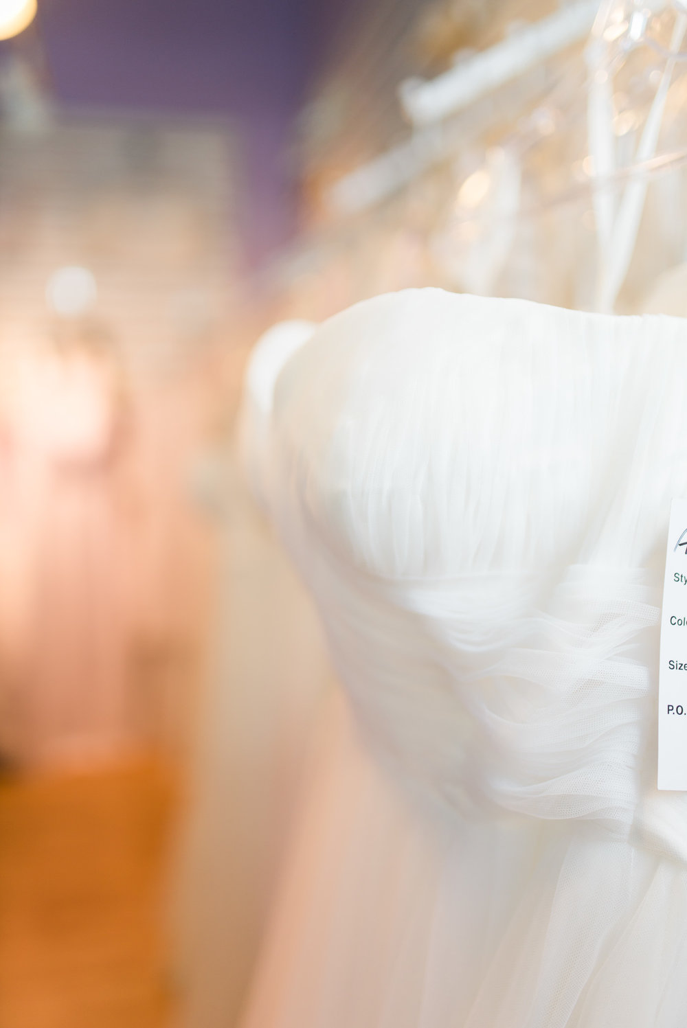a wedding dress for sale at alyssa's formals in sackville, nova scotia