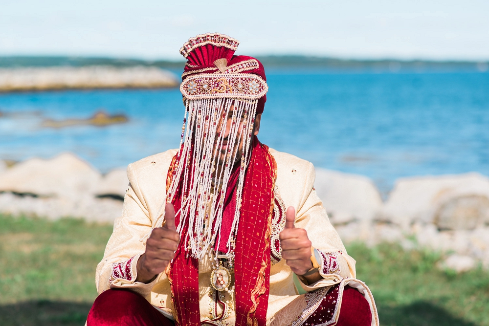 oak island wedding hindu ceremony 4