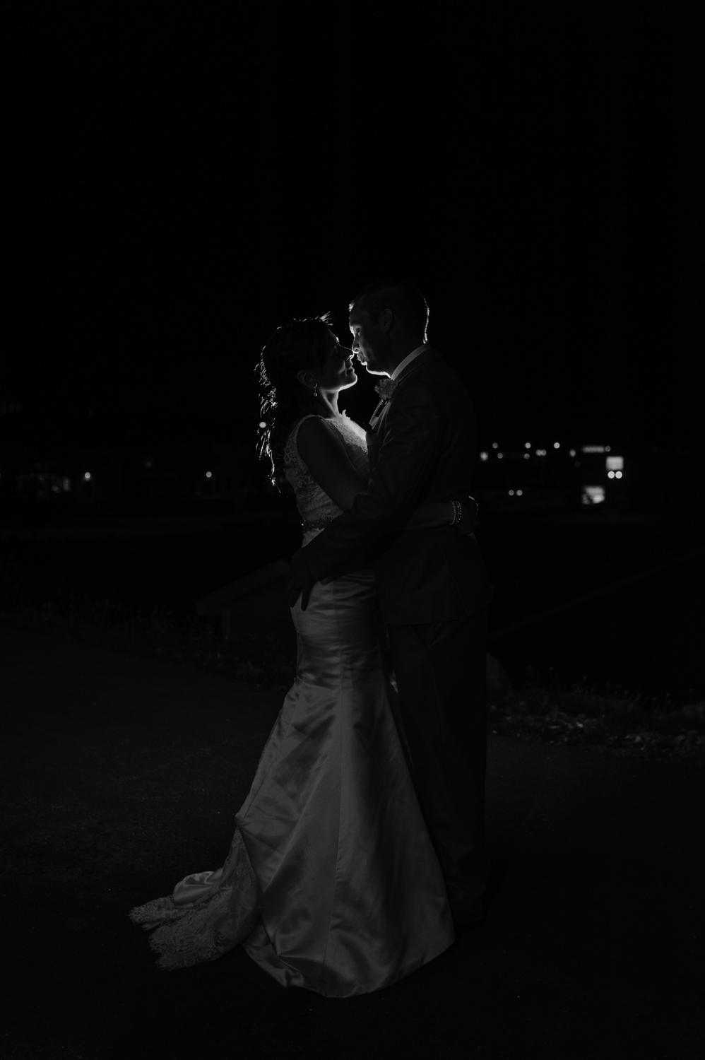 last wedding shot