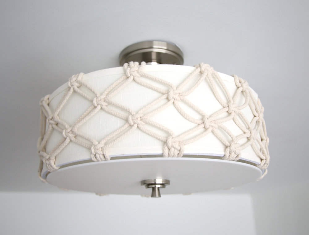 Macrame Modern Light Update