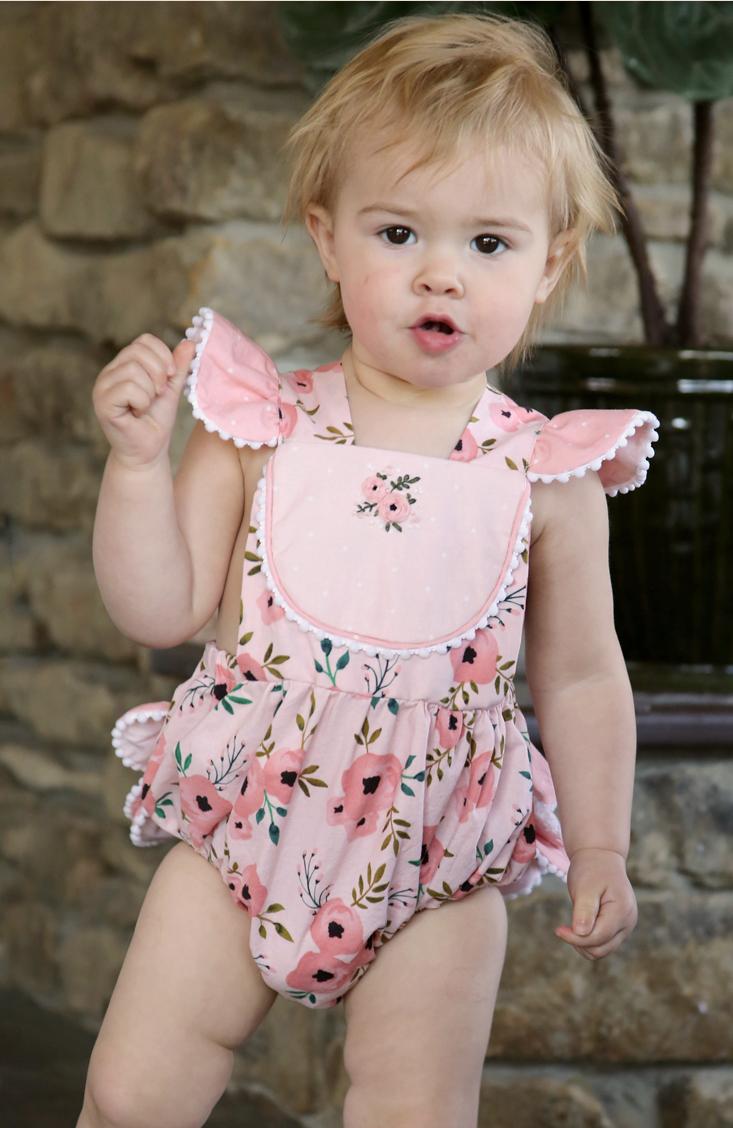 Handmade Pink Romper for Toddler Girl F.jpg