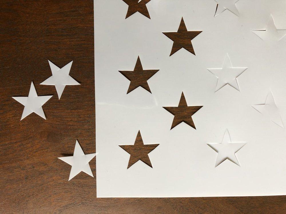 Cut Each Star