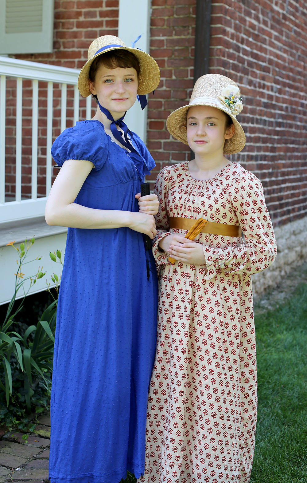 JAF+Young+Ladies - Jane Austen Pageant at Locust Grove 2018