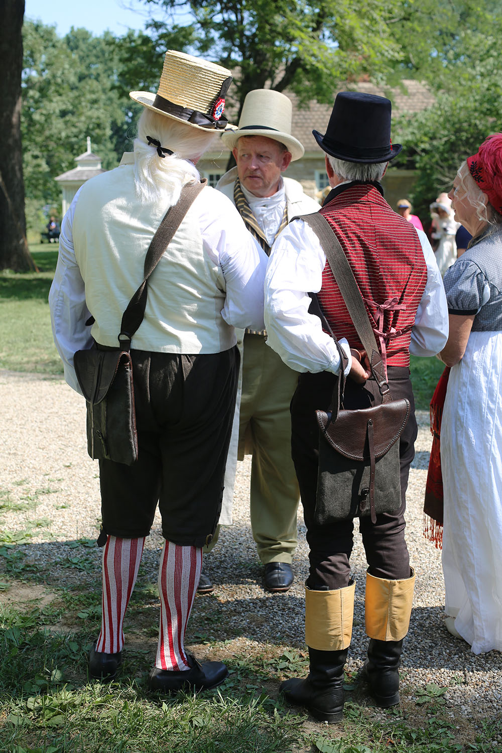 JAF+Group+Discussion+Back+View - Jane Austen Pageant at Locust Grove 2018