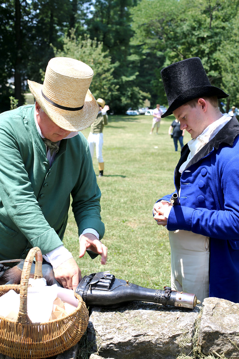 JAF+The+10+Duel+Commandments+%28the+Seconds%29 - Jane Austen Pageant at Locust Grove 2018