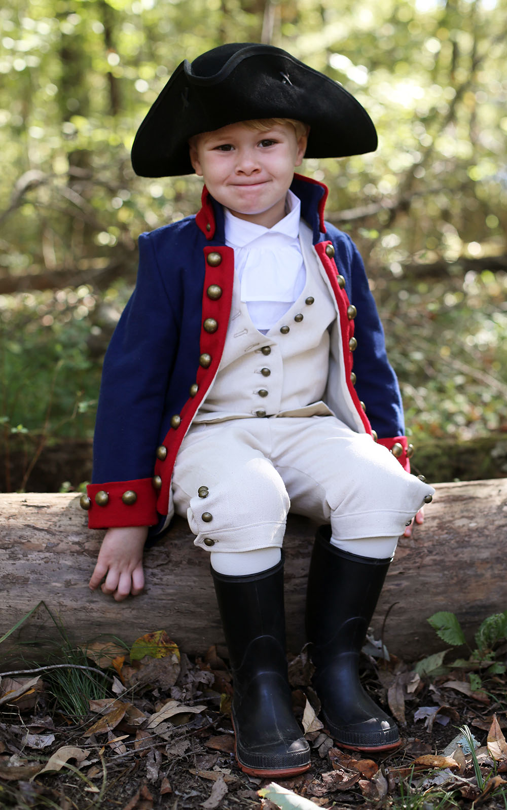 Little Hamilton Halloween Costume