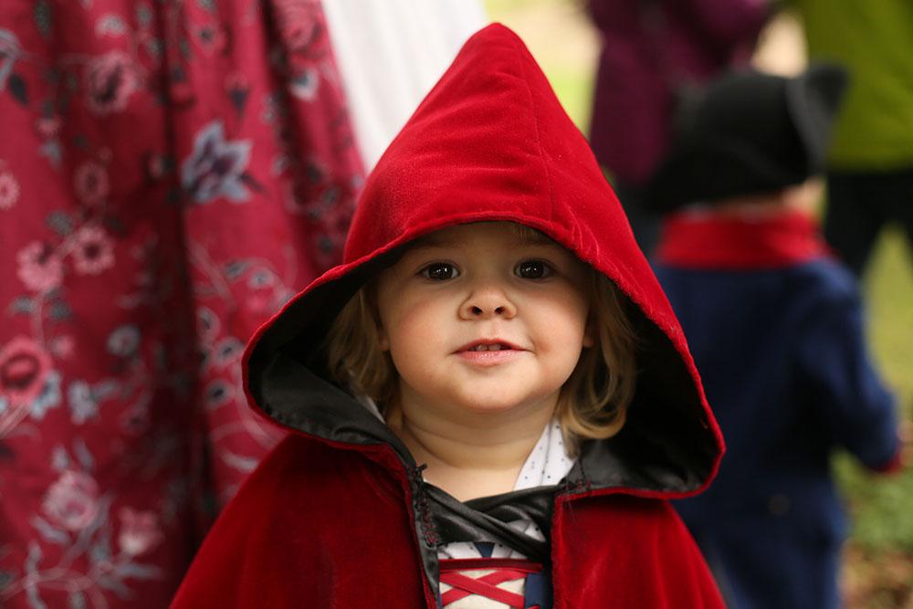 Beatrix at Market Fair