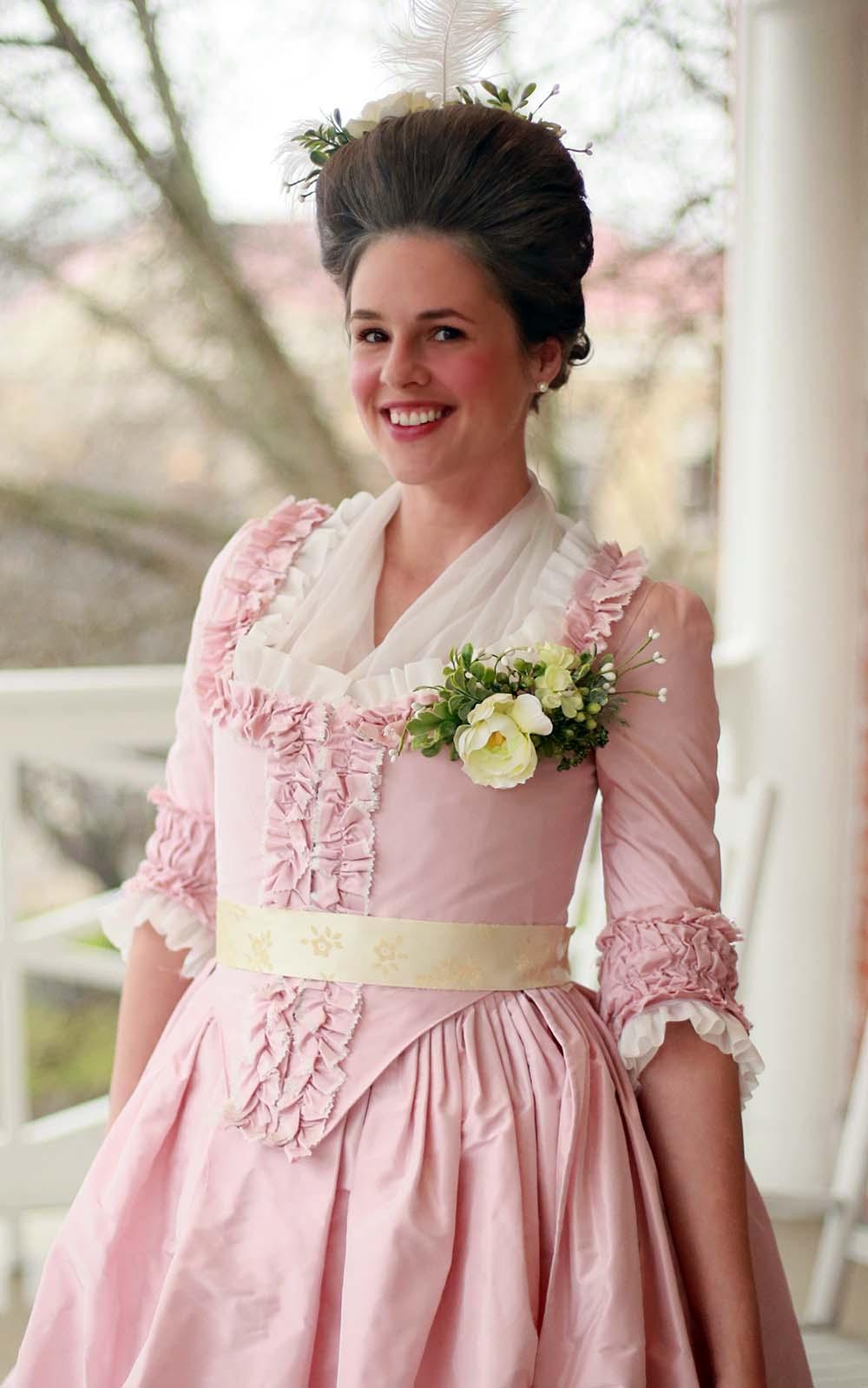 18th Century Pink Gown 2 .jpg