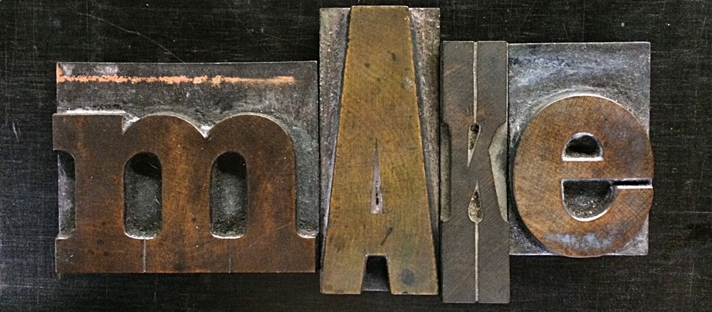 Learning Fun.   Sign up for a workshop to get your hands on history.Use our antique type & presses to make your own musings.    Check the calendar for available dates