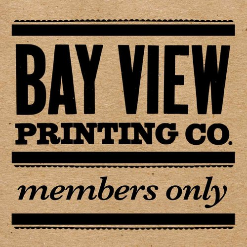 2/2 - 10:00am-2:00pm Open Studio Time — Bay View Printing Co
