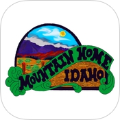 NEW APP for Mountain Home Idaho. Click on the image to get it.