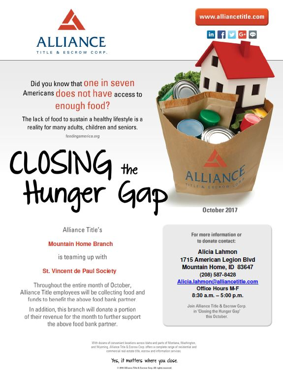 closing the hunger gap food drive.17.JPG