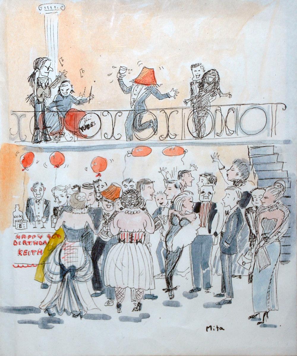 Keith Langham's Birthday Extravaganza