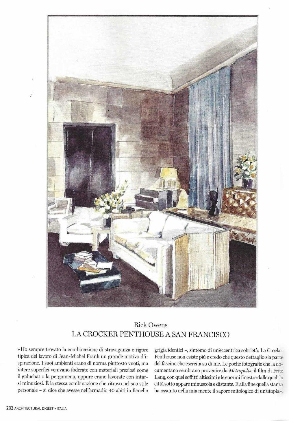 Rick Owens - Crocker Penthouse