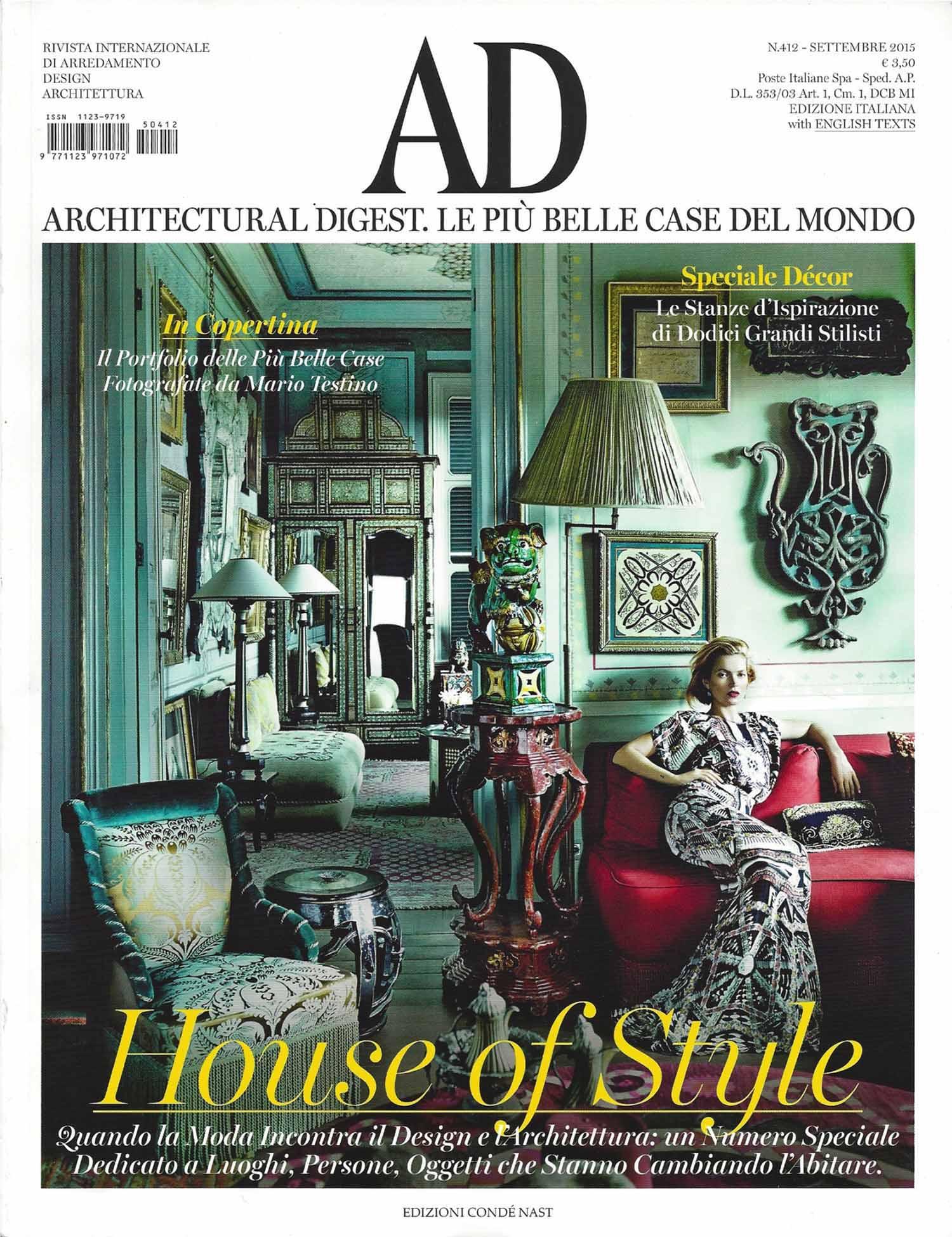 Ad P Architetti ad italia september 2015: rooms with a view — mita corsini bland