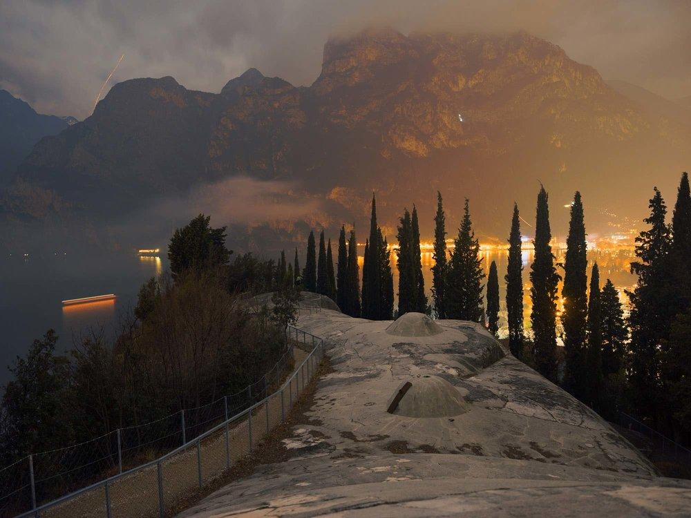 Riva del Garda, Forte Garda
