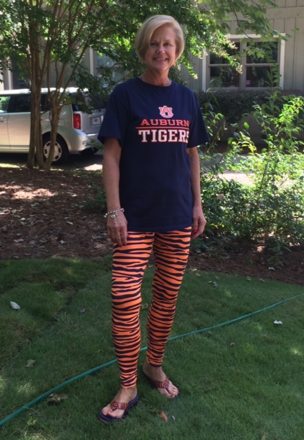 Sandy Socci has her Gameday On!