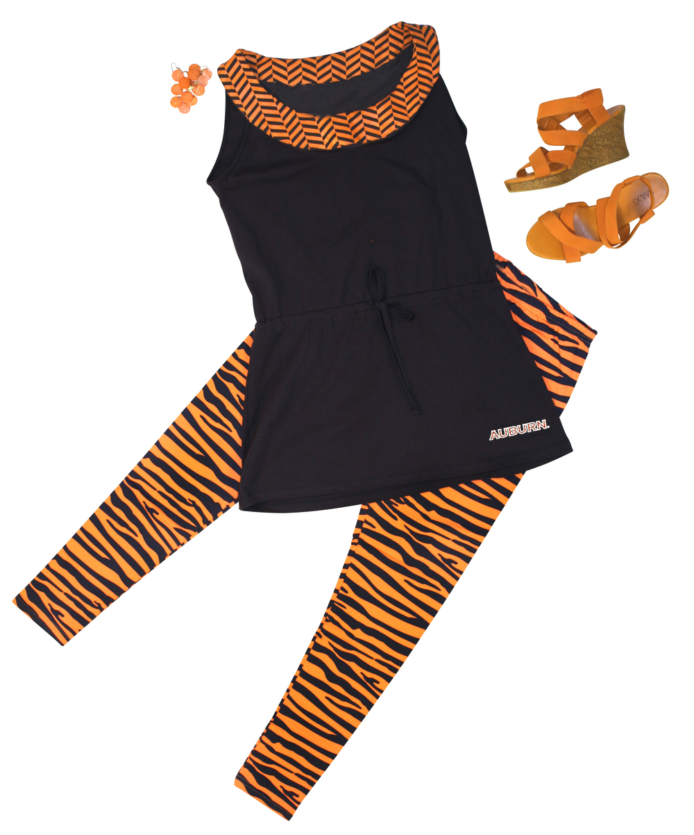 tiger legs with blue top full outfit.jpg