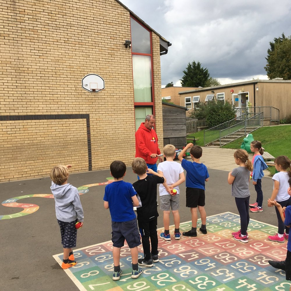 Primary Schools - We are currently running after-school lessons at Bishops Cleeve, Grangefield, Gotherington, St John', Temple Guiting & Woodmancote Primary Schools.