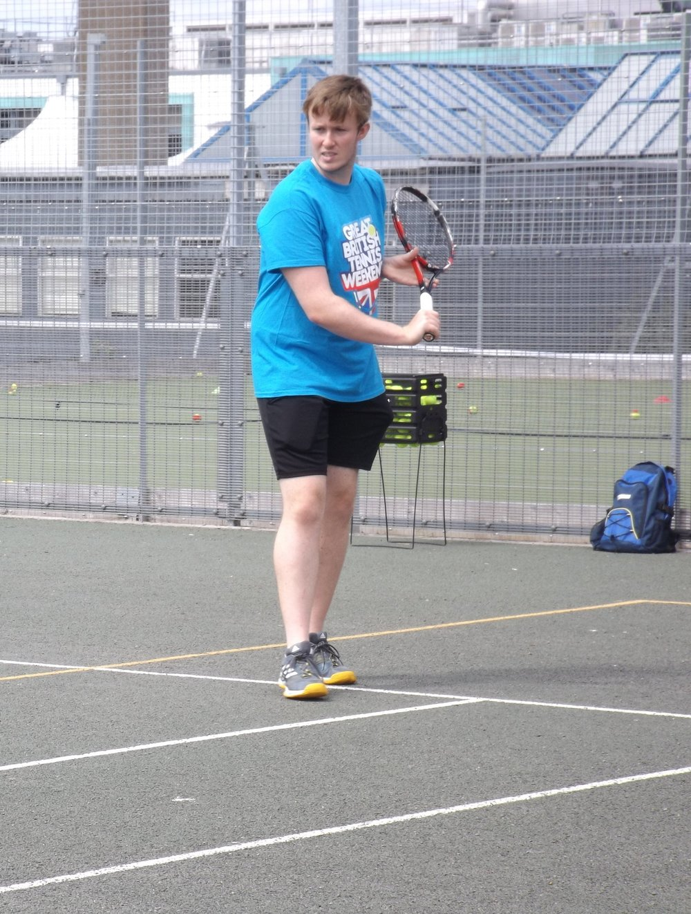 Hi!I'm James - I'm an LTA Level 2 Tennis Coach.Date Joined: September 2017Status: Active