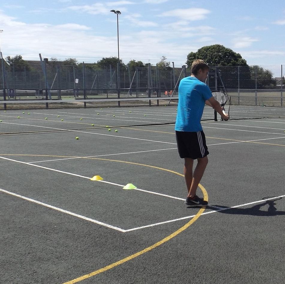 Hi!I'm Chris - LTA Level 2 Tennis CoachDate Joined: September 2016Status: Occasional