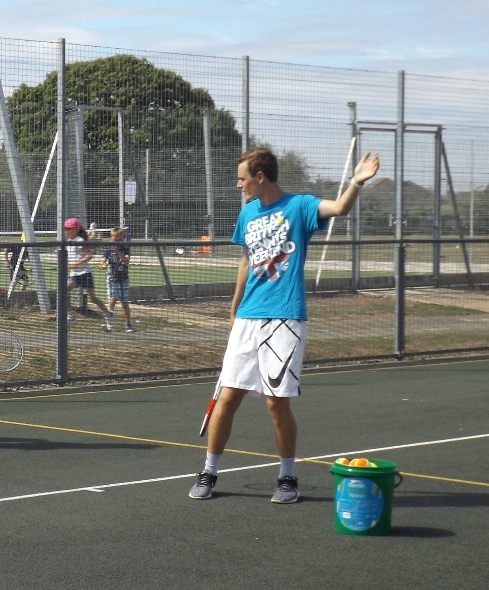 Head Coach:Hi!I'm Tom - I'm an LTA Accredited+ level 3 tennis coach with over 8 years of experience. I've always been a keen sportsman and have played tennis since the age of four.