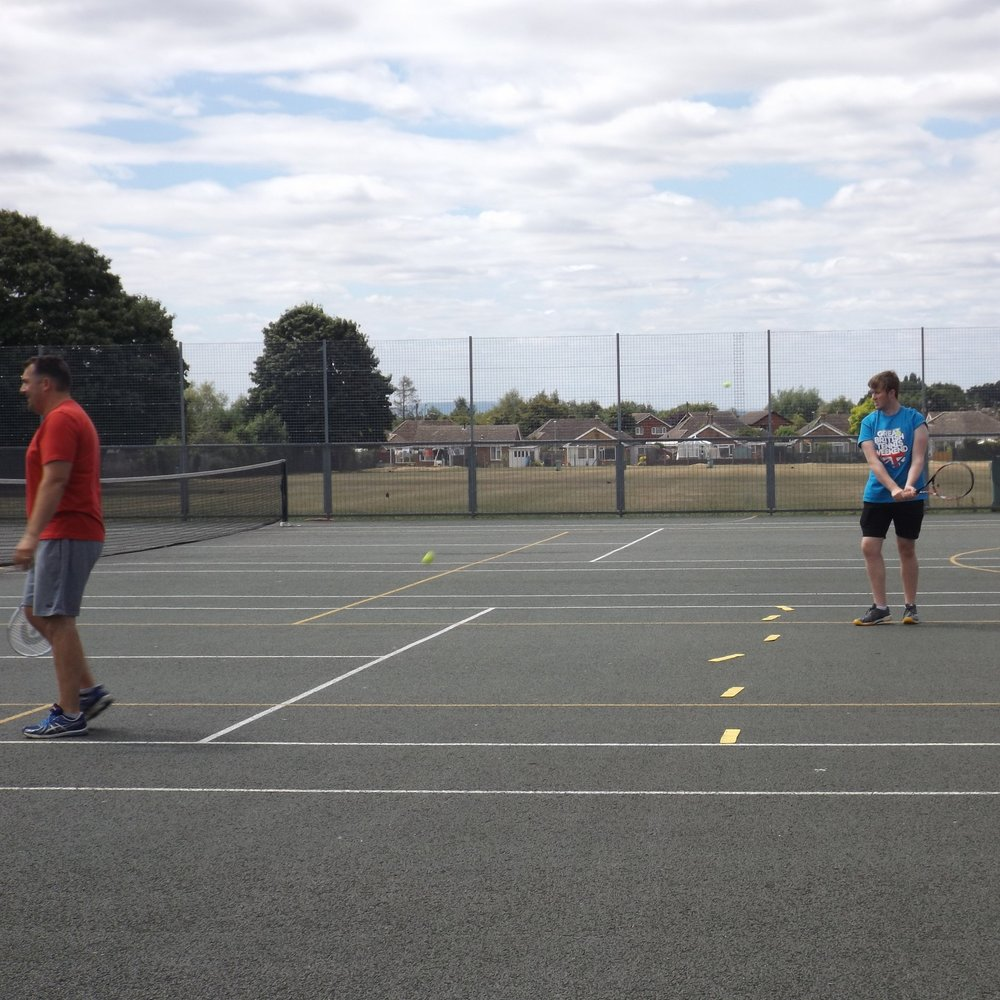 Adult Tennis - Beginner, improver & cardio classes available. It's never too late to learn.