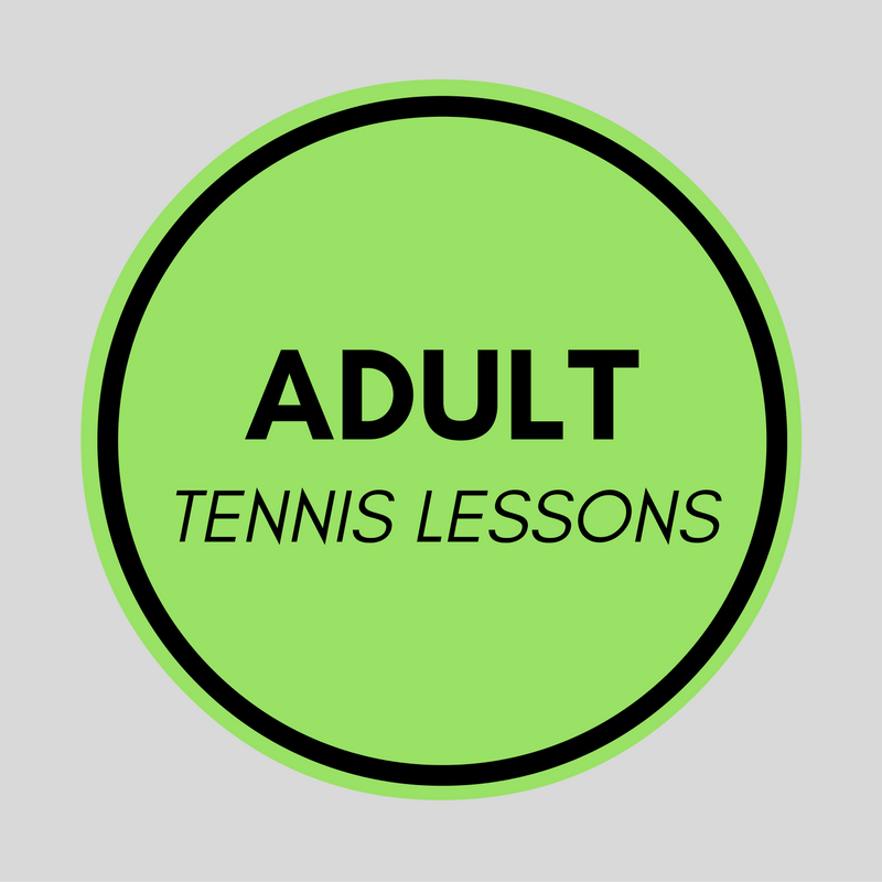 Adult Group Lessons - These lessons will help you improve your technique and tactical knowledge through challenging drills. Lessons will also include games to help improve your physicality and psychology when you compete.