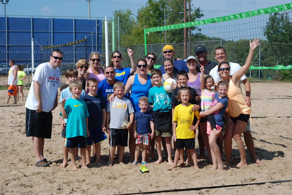 September 20, 2014 @Volleyball Beach in Martin City.