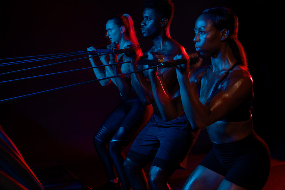 Be part of the running revolution. The Precision Running Lab is a full sensory experience like nothing before.