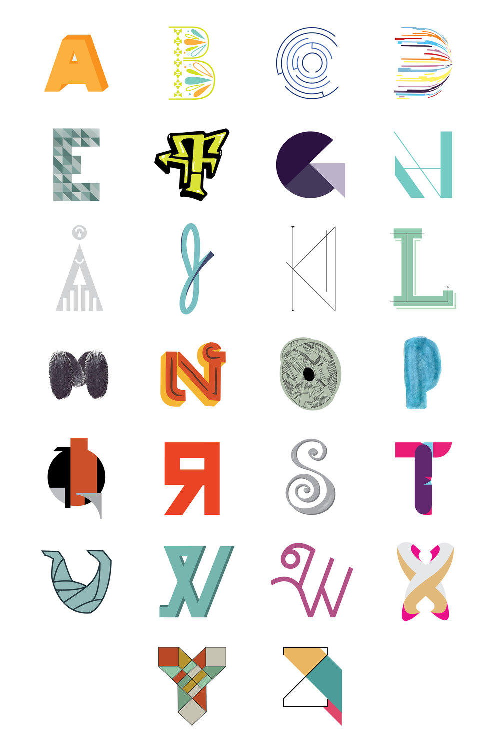 Expressive Typography , Emily Mulvey