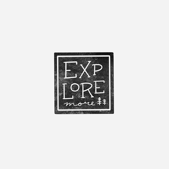 That's the motto 🌲 #exploremore