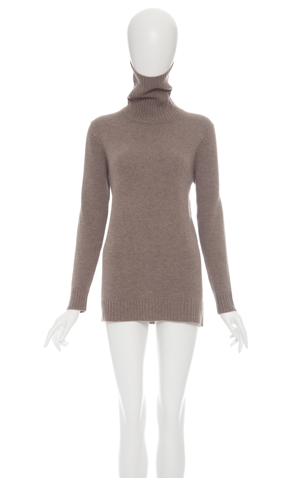 hortens-cosy long turltleneck-merino wool