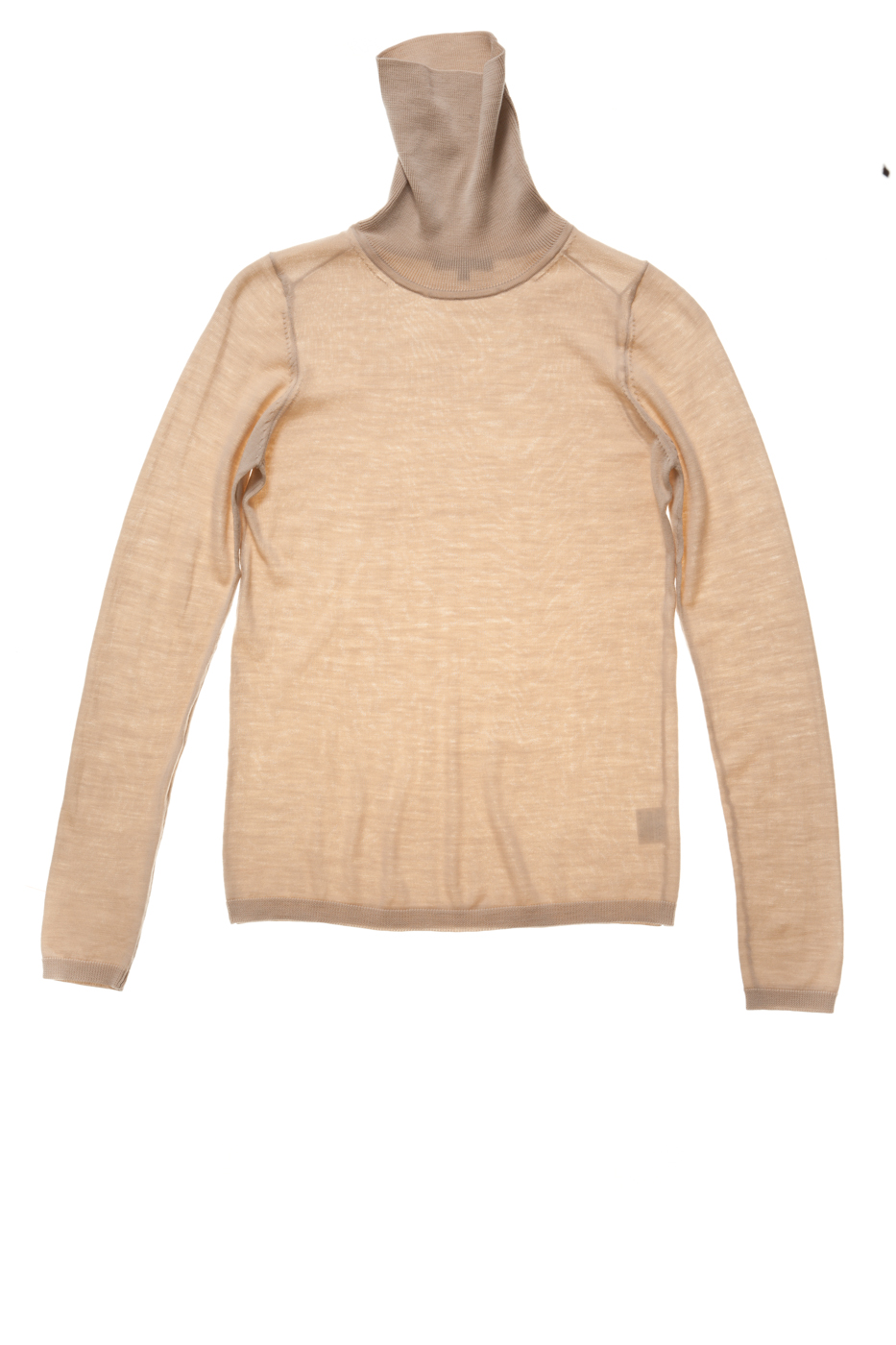 nancy superfine merino wool turtleneck