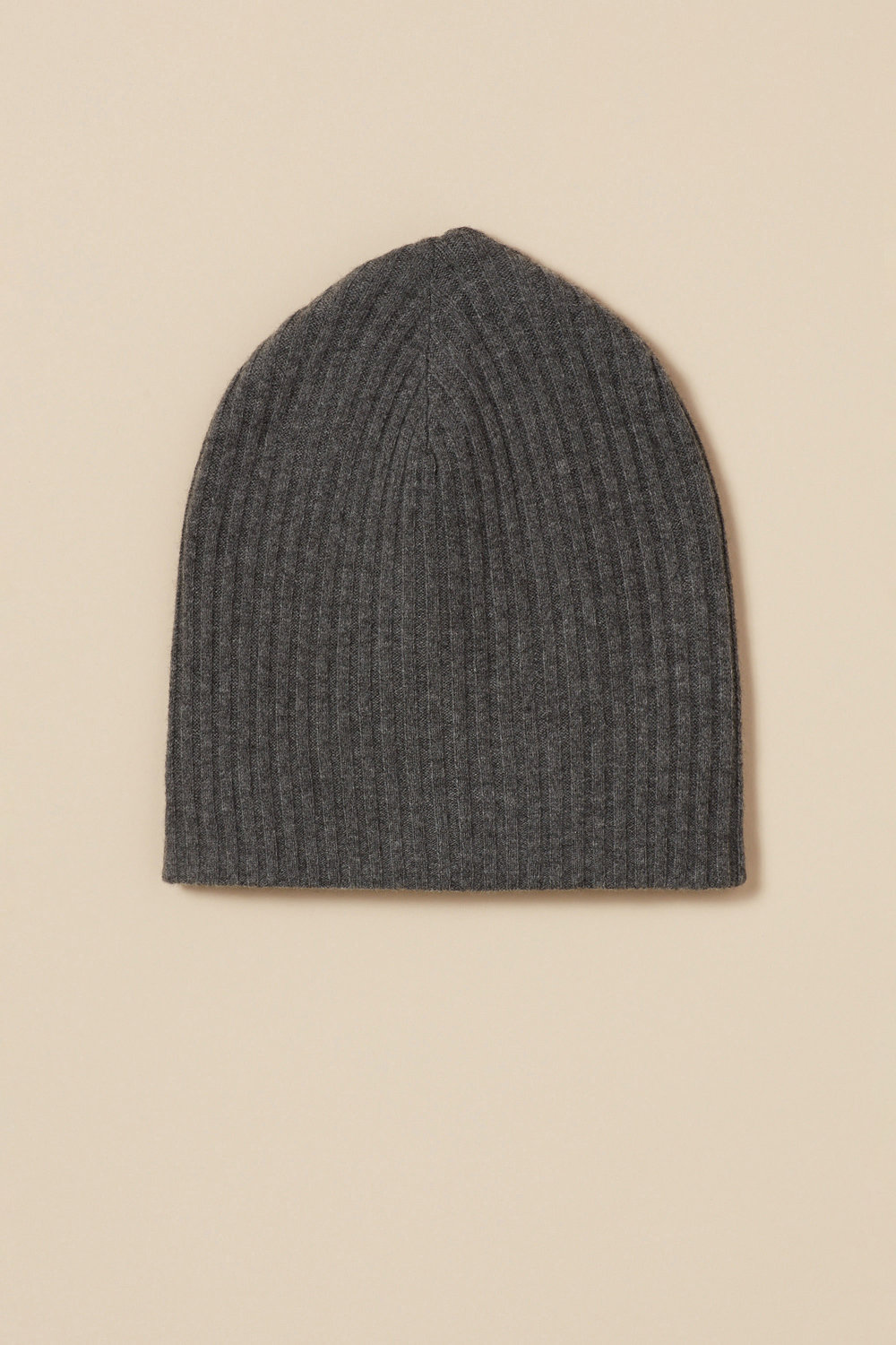 Ribbed wool light & warm tuque