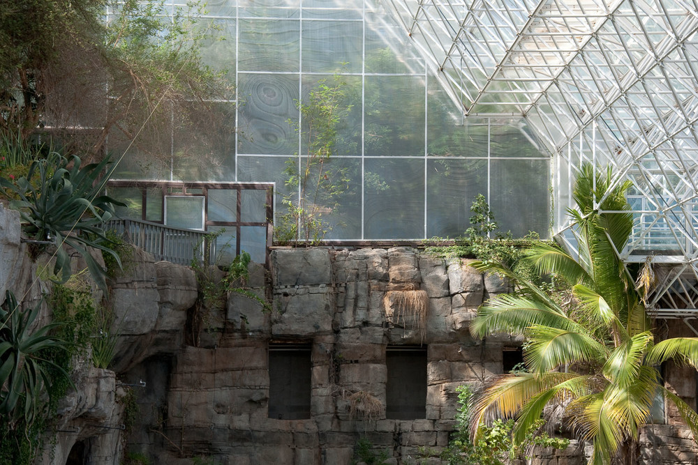Ocean Cliff, Biosphere 2