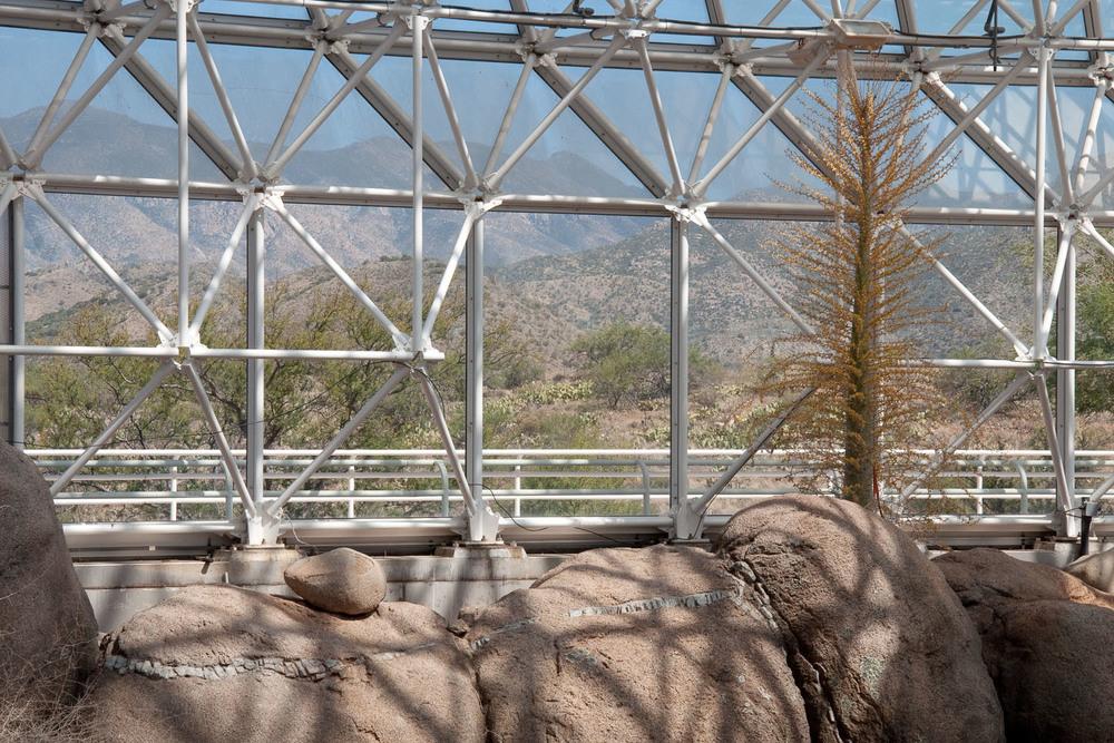 Sonoran Deserts, Biosphere 2