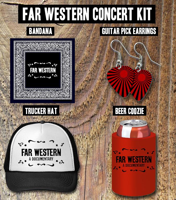Far Western Concert Kit