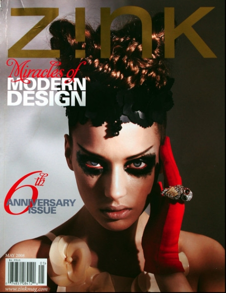 ZINK MAGAZINE COVER