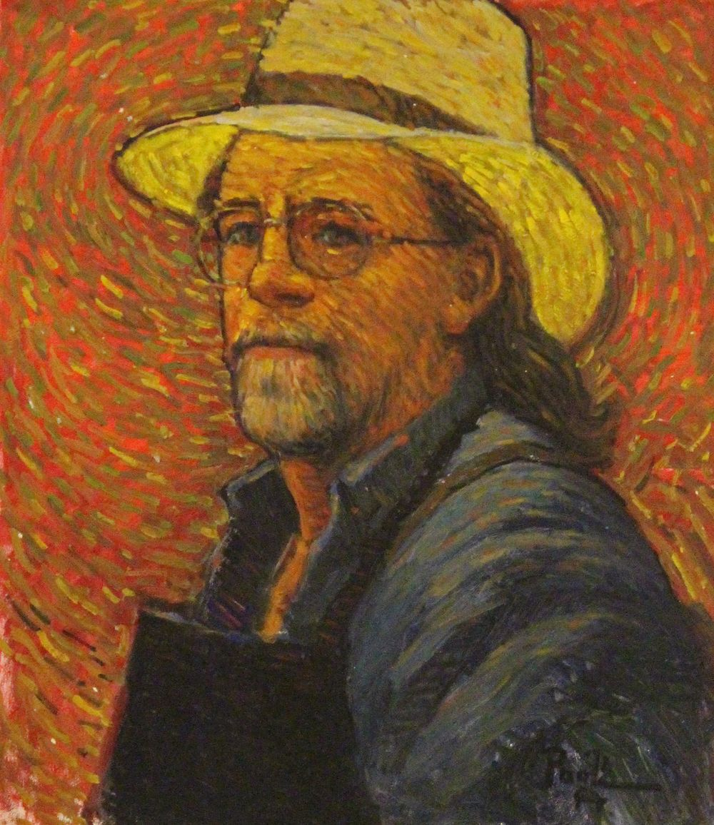 Poole Self-Portrait