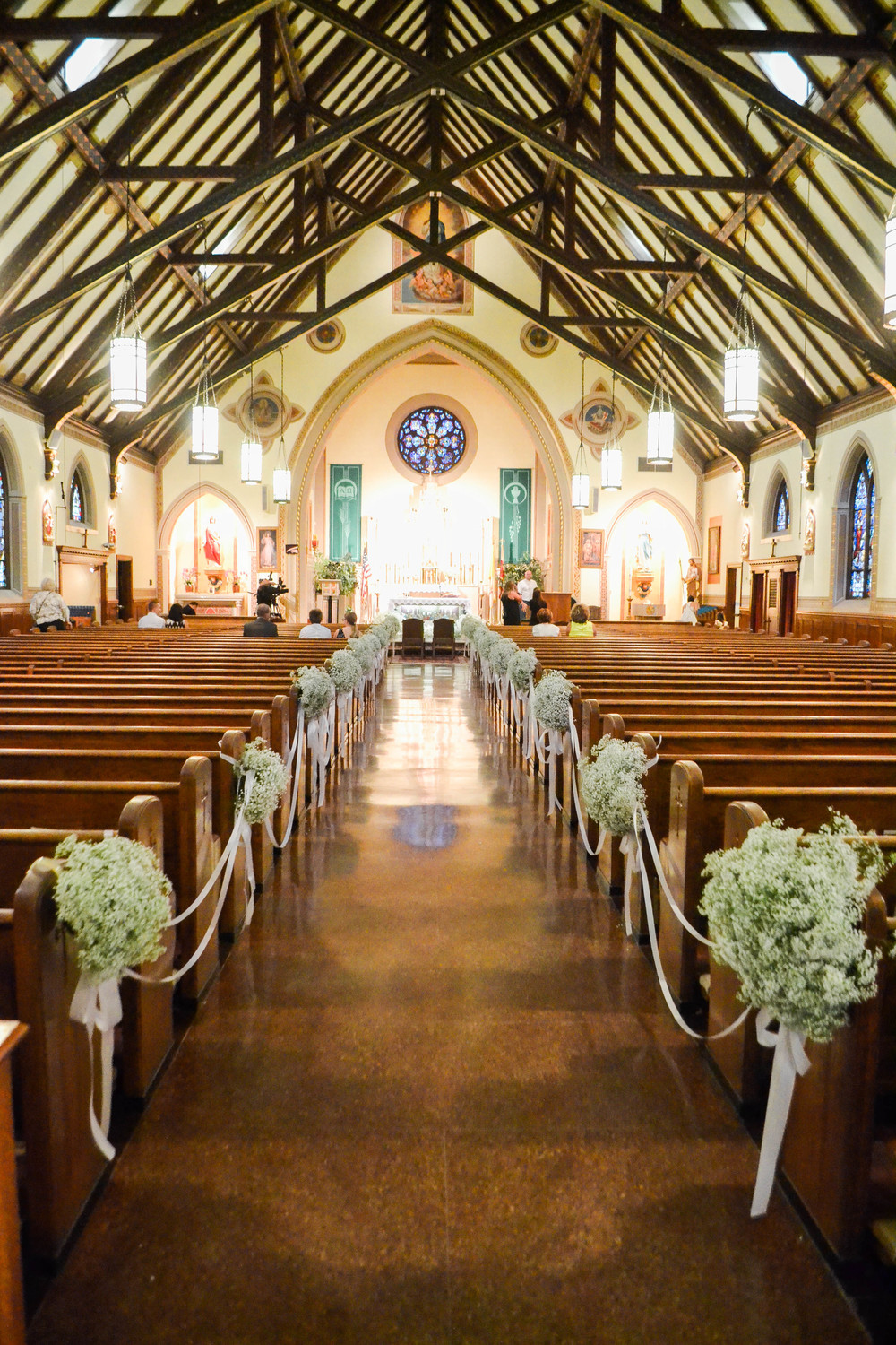 St. Cyril and Methodious Church, Greenpoint Church wedding