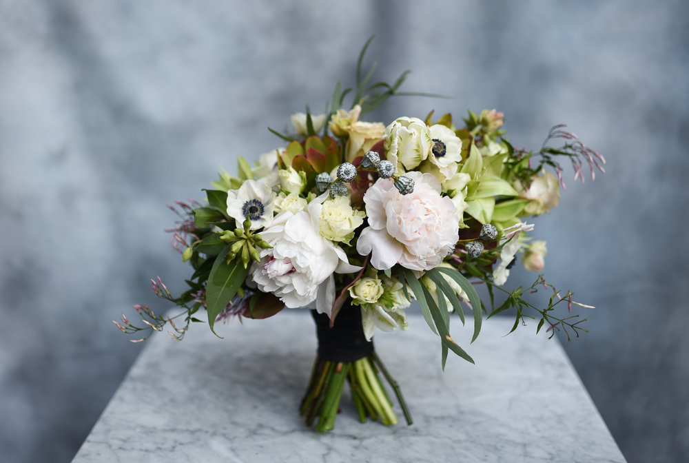 501 Union wedding bouquet