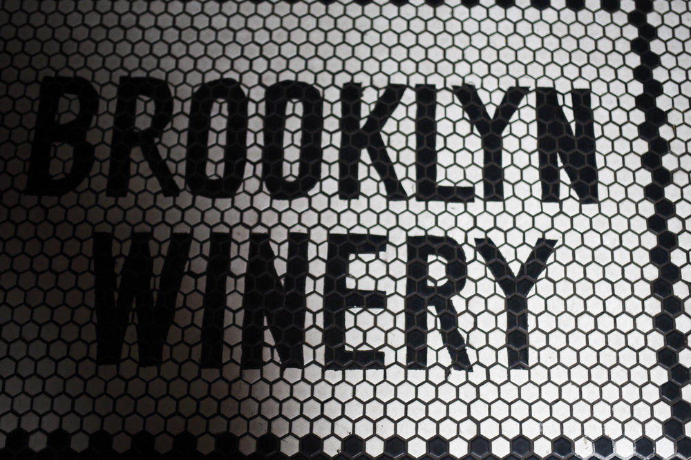 Brooklyn Winery!