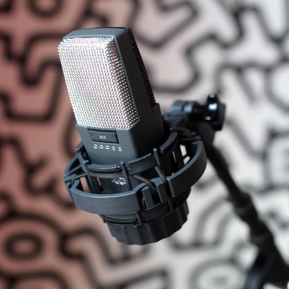 AKG 414 B ULS Condensor Microphone
